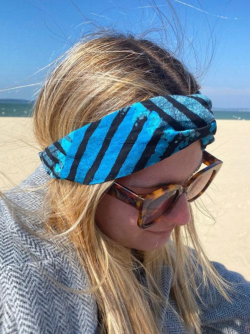 headband en coton accessoire pour cheveux