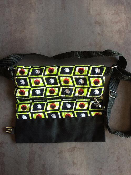 petit sac pratique léger bandoulière lavable