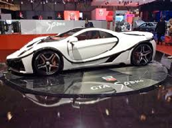 Super Electric Car Graphene