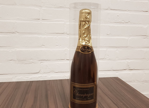 Champagnefles Puur