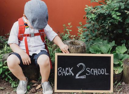 Back to School again...