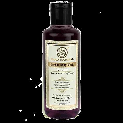 Khadi Natural™ Lavender & Ylang Ylang Body Wash