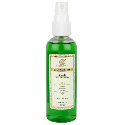 Khadi Natural™ Mint & Cucumber Face Spray