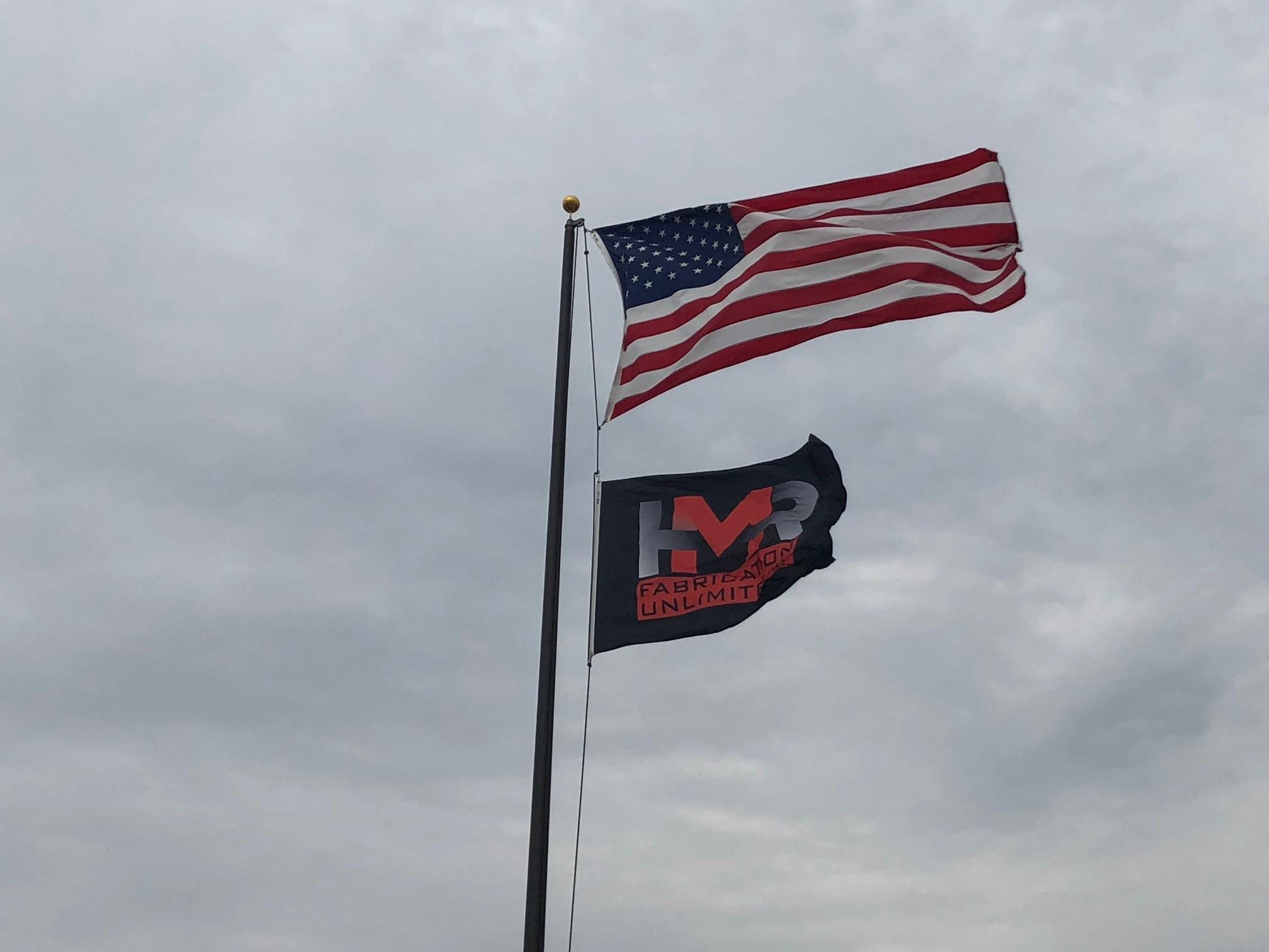 HMR flag
