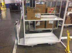 Material Handling Cart