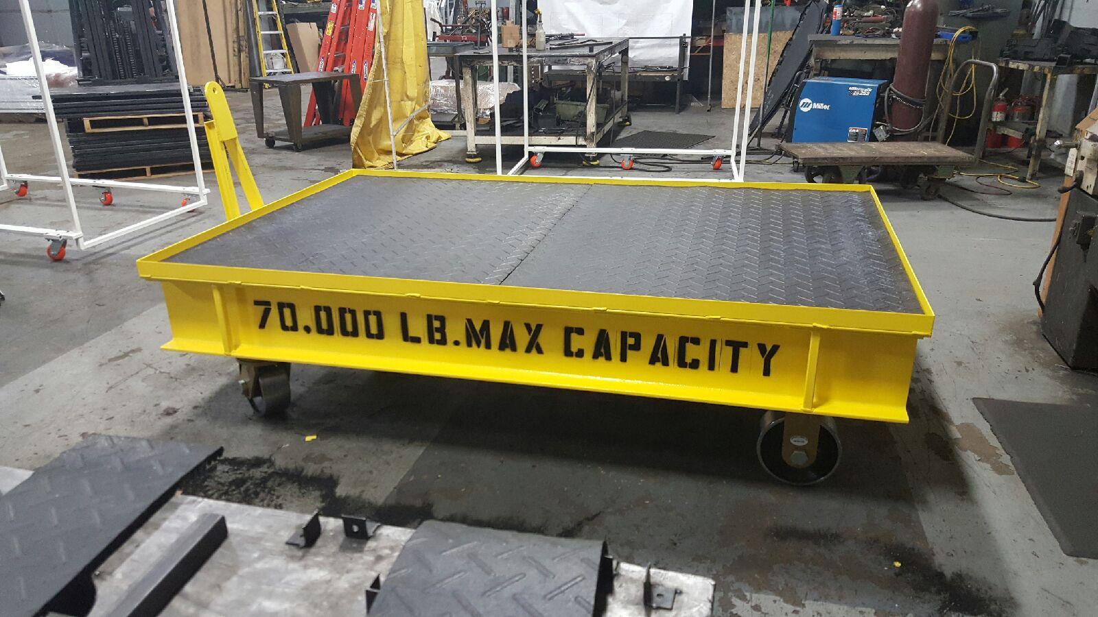 Mold Cart