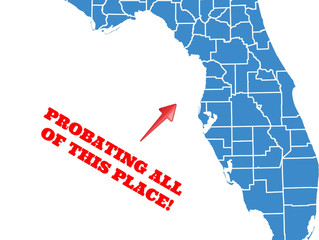 What is Florida Probate, what types of Probate are there, and where should the Probate take place.
