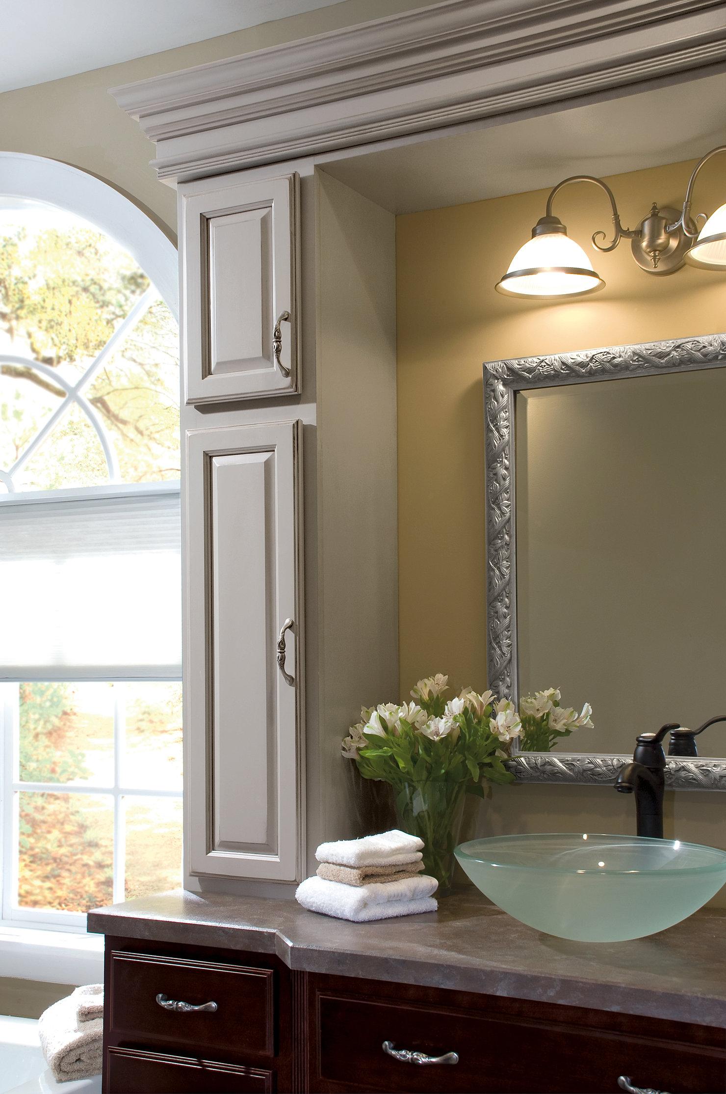 Schrock Bath Cabinets Ocala. precision cabinets   Bathrooms