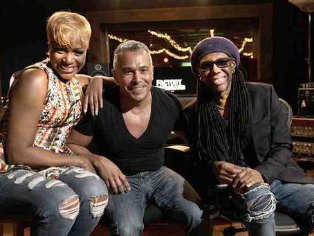 ナイル・ロジャースが新曲「My Fire」で、トニー・モラン、キンバリー・デイヴィスとチームを組む。ミュージックビデオも初公開。