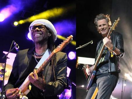 Live Review: Duran Duran and Chic at Washington DC's Verizon Center