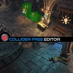 Collider Free Editor