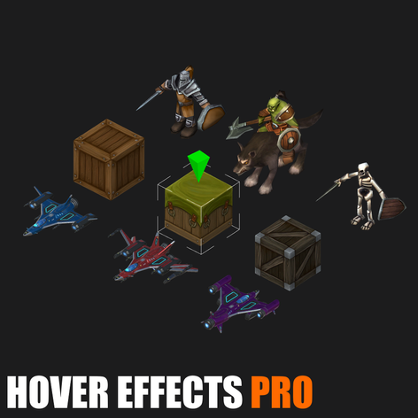 Hover Effects Pro