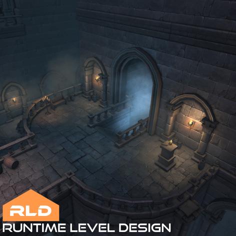 Runtime Level Design