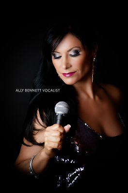 Ally Bennett the Breeze, female vocalist cheltenham singer, professional head shots, commercial use, profile pic by professional photographer