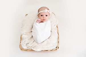 New baby photo shoot Malvern