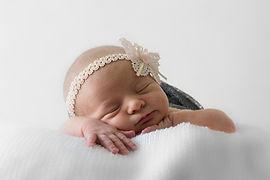sleeping baby photo, professional newborn photography cheltenham, gloucester, stroud