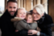 Family portrait outdoor professional photos, cheltenham