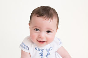6 month baby photographer, gloucestershire
