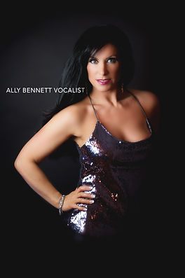 Promo photo, Ally Bennett the Breeze, female vocalist cheltenham singer, professional head shots, commercial use, profile pic by professional photographer