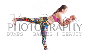 Mummy Yoga Photo Shoot