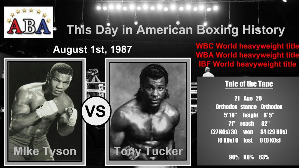 This Day in Boxing History