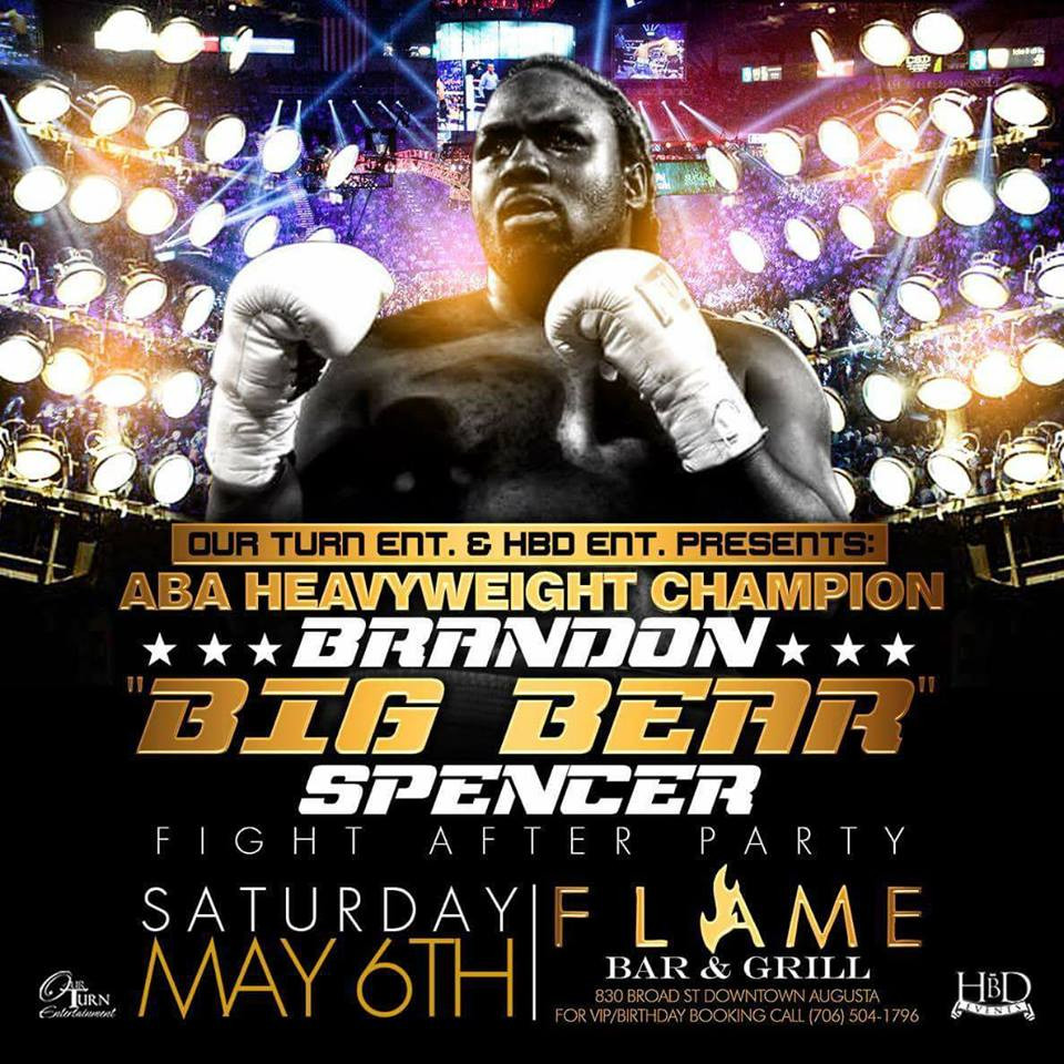"Brandon ""Big Bear"" Spencer -  ABA Salute to an American Boxing Champion"