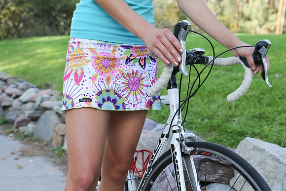 Athletic Short Skirt