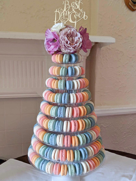 10 tiers tower
