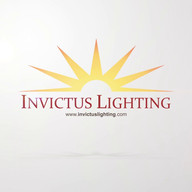 Invictus Lighting Logo Reveal