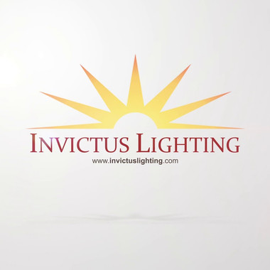 Invictus Lighting Logo Reveal