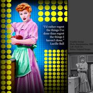Lucille Ball Inspiration