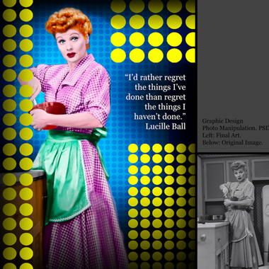 Lucille Ball Inspiration