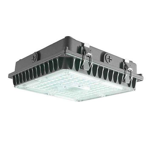 Watt-Selectable LED Clam Shell Canopy