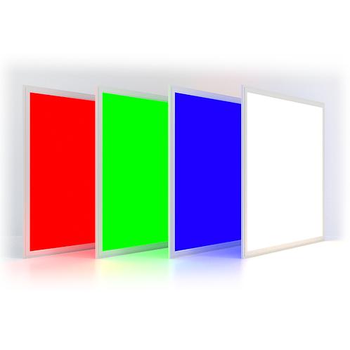 RGBW LED Flat Panel (1x1, 2x2, 0.5x4, 2x4)