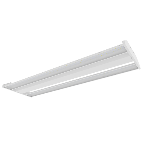 Watt-Selectable LED Linear High Bay Fixture