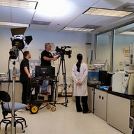 Video Shooting for a Global Corporate Video