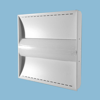 Watt-Selectable LED Volumetric Troffer