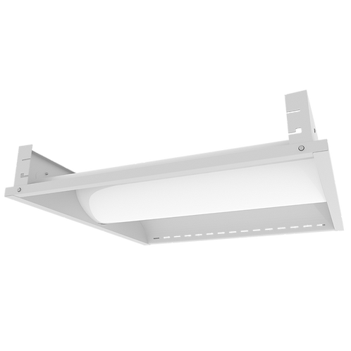 Watt-Selectable LED Troffer (1x4, 2x2, 2x4)