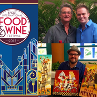 2015: Epcot® International Food and Wine Festival
