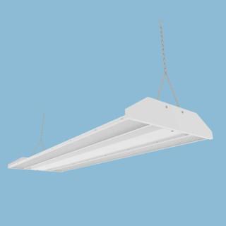 Watt-Selectable LED Linear High Bay Fixture