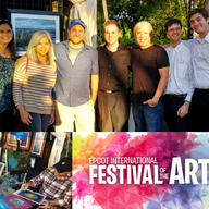 2017 & 2018: Epcot® International Festival of the Arts
