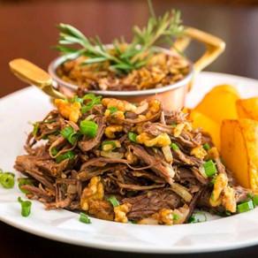 Complexo Gastronômico lança buffet, no almoço, com quatro gastronomias à vontade.