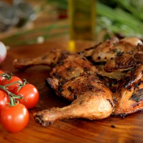 7 receitas de churrasco de frango