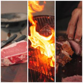 Dicas para aprimorar o preparo de carnes