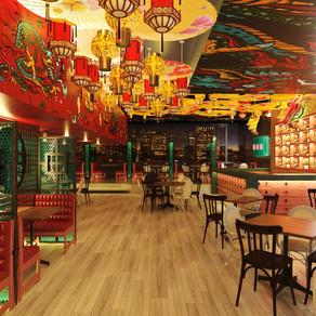 Chef Marco Espinoza inaugura Cantón Peruvian & Chinese Food no Brasília Shopping