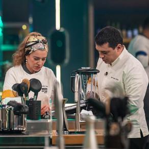 Após participação emocionante, a chef brasiliense Leninha Camargo deixa programa Mestre do Sabor