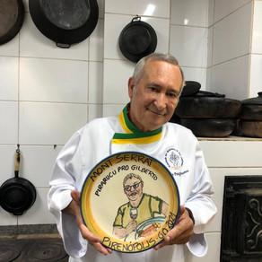 Restaurante Montserrat cria Prato da Boa Lembrança em homenagem a Gilberto Dias, sócio da Del Maipo