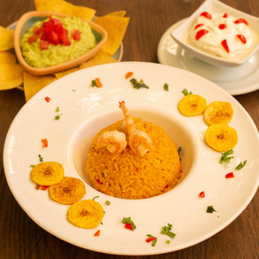 Arriba! El Paso realiza festival gastronômico com menu em três etapas