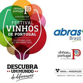 Portugal investe meio milhão de euros no Brasil com ações exclusivas de vinhos em supermercados