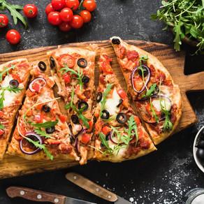 Dia da Pizza: nutricionista ensina opções saudáveis para fazer em casa